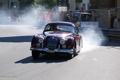 Jaguar XK140 (aguswiss1) Tags: supercar racecar flickrcar dreamcar amazingcar carlover exoticcar flickr arosa auto classiccar xk140 carspotting hillclimb sportscar fastcar carswithoutlimits carporn jaguar caroftheday car racing
