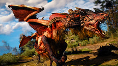 The Witcher 3: Wild Hunt / Angry Dragon (Stefans02) Tags: the witcher 3 wild hunt game games nature mountains mountain beautiful screenshots screenshot gamescreens digital art landscape virtual virtualphotography videogames screencapture pcgaming societyofvirtualphotographers gaming outdoor screenshotart beauty hotsampled downsampled 4k image environment environments portrait mist cd projekt red wiedźmin dziki gon heart stone blood wine