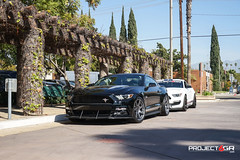 project-6gr-7-spoke-seven-satin-graphite-california-special-09 (PROJECT6GR_WHEELS) Tags: project 6gr 7seven spoke shadow black 50th anniversary satin graphite ford mustang s550 gt 2015