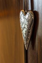 Heart (alison's daily photo) Tags: heart metal pattern 7dwf crazytuesdaytheme hearts flickrfriday myheartwillgoon