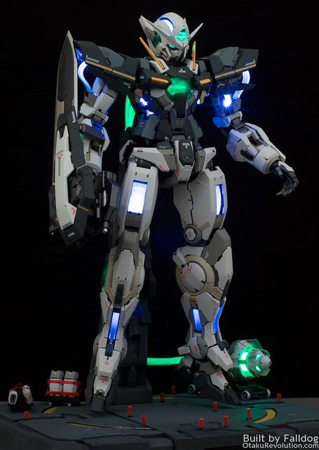 PG Exia - Completed Build 14 by Judson Weinsheimer