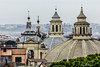Tetti e cupole - Roofs and domes (Pablos55) Tags: panorama view tetto roof cupola dome