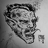 2018 (fixionauta) Tags: fixionauta renato quiroga artwork canson sketchbook brushpen sketch vampire inks ink