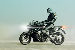 K-2SO on Touring (TKatagiri) Tags: k2so blackseries bmw k1300r actionfigure toyphotography 112 sixinches motocycle toyphto toyartistry toyunion rider starwar toy bikerway touring