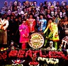 I've always wanted to do this. (Fotofricassee) Tags: sgt pepper rock music beatles album cover lonely hearts club band