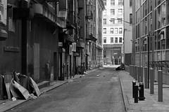 New York City | Marketfield Street 02 (Christopher James Botham) Tags: newyork newyorkcity nyc ny city cityscape street streetscape urban building architecture space publicspace alley lowermanhattan fidi financialdistrict facade