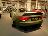 Maserati GranTurismo (911gt2rs) Tags: messe event show ems tuning tief low stance breit widebody bodykit libertywalk verbreitert oliv military coupe sportwagen custom spoiler grün green lbperformance