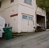 Crockett, California (bior) Tags: crockett square portra160vc kodakportra kowasix kowa mediumformat 120 expiredfilm garage street car sidwalk steep