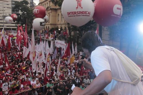 Em defesa da democracia e do direito de Lula ser candidato