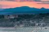 Les Bessillon et la sainte Baume (jluclac) Tags: ciel couchédesoleil france french landscape montagne paysages sky sunset