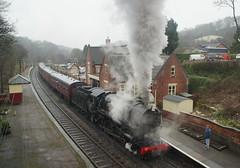 DSC04702 (Alexander Morley) Tags: churnet valley railway winter steam gala 2018 cvr kingsley froghall