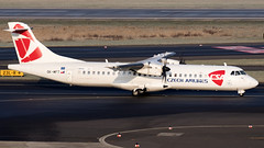 "OK-MFT-1 ATR72 DUS 201802 • <a style=""font-size:0.8em;"" href=""http://www.flickr.com/photos/64863821@N06/28373354209/"" target=""_blank"">View on Flickr</a>"