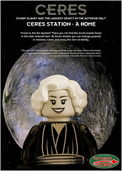 Voyager Of Eons (001 - Ceres) (y20frank) Tags: lego voyagerofeons sciencefiction minifigures universe space