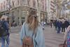 KAVAURE'I, Pájaro de la buena suerte. (Lucia Cortés Tarragó) Tags: canon barcelona coordenadas spain girl sweet hair longhair canon100d ramblas holidays 55mm