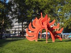 (procrast8) Tags: kansas city mo missouri crown center sculpture alexander calder westin starwood hotel