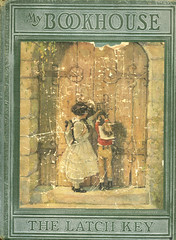 My-Bookhouse-The-Latch-Key (Count_Strad) Tags: books nonfiction kids scifi vintage old novel