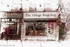 Bookshop (M C Smith) Tags: bookshop shop sketch pentax k3 red barber sign letters numbers sky trees symbols signs pavement books
