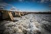 Barrage sur le Rhône (Rémi Avignon) Tags: rhone barrage