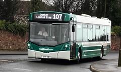 East Coast Buses 10055 SF17 VMC (13.01.2018) (CYule Buses) Tags: service107 wrighteclipse3 transportforedinburgh lothianbuses eastcoastbuses sf17vmc 10055