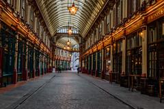 Leadenhall Market (Londres, England) (Micky 193) Tags: londres london capitale angleterre england leadenhall city rue cityscape street urban