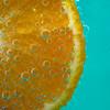 Citrus - Tangerine (fotogake) Tags: citrus macromondays fruit bubbles