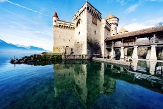 Suisse - château de Chillon