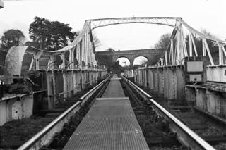Reedham Swingbridge