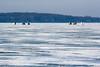 ice fishers (kerwilliger) Tags: madison lake mendota ice winter wisconsin icefishing january