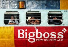 Train in Bhadrak (Ma Poupoule) Tags: bhadrak train inde india colors asie asia bigboss railway