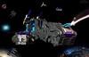 Titans Return - Trypticon (Klinikle) Tags: transformers titans return titansreturn titan decepticon trypticon fulltilt necro dinosaur base spaceship city cybertron moonbase saurian robot car hasbro toyhax