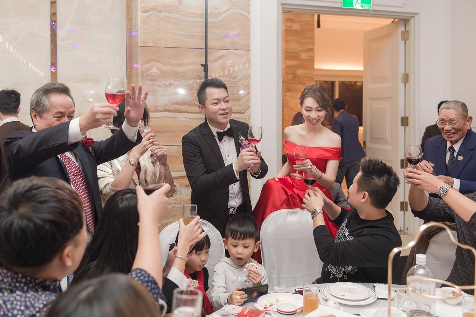 婚攝 高雄林皇宮 婚宴 時尚氣質新娘現身 S & R 155