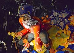 Orpheus Float #13 (BKHagar *Kim*) Tags: bkhagar mardigras neworleans nola parade crowd party celebration people beads throws float floats night street napoleon uptown orpheus