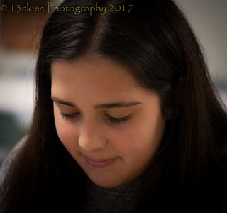 Julia Concentrating