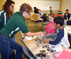 College of DuPage Engineering Club Hosts STEM Learning Event for Homeschoolers 2018 7 (COD Newsroom) Tags: collegeofduipage cod engineering engineeringclub homeschool stem science technology math campus glenellyn illinois il berginstructionalcenter college communitycollege education highereducation biotechnology chemicalengineering computerscience robotics computer dupage dupagecounty