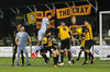 Cray Wanderers 1 Lewes 2 20 01 2018-615.jpg (jamesboyes) Tags: lewes cray bromley football bostik isthmian fa soccer action goal game celebrate celebration sport athlete footballer canon dslr