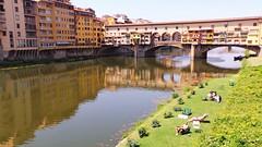firenze, ponte vecchio (massimo palmi) Tags: italy italia firenze florence patrimonio heritage giotto ponte veccio pontevecchio brunelleschi