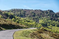 Carretera de Izpegi (Jose Antonio Abad) Tags: baztán merindaddepamplona paisaje pública naturaleza joséantonioabad navarra españa izpegi baztan es