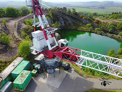 Tyrebagger Quarry - Sparrows Training Centre (bestviewedfromabove.co.uk) Tags: sparrows sparrow quarry tyrebagger tyre bagger training centre center john fyffe above aerial aerialpicture aberdeen aberdeenshire bestviewedfromabove best bvfa city forest dji drone fpv from grampian mavic photography pictures uk viewed scotland wwwbestviewedfromabovecouk