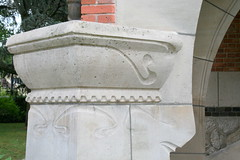 Villa Berthe ou Hublotière, édifice Art Nouveau réalisé par Hector Guimard en 1896 (Andrea Speziali) Tags: artnouveau liberty architettura hectorguimard 150guimard building france artnouveaustyle