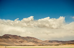 Desert Scenes (Friendly Photos) Tags: chile san pedro de atacama desert desierto desolate andes outdoors getoutside sand mountains sky clouds blue yellow brown orange