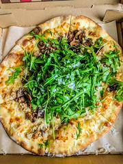 pizza (dalecruse) Tags: sanfrancisco california unitedstates us allgoodpizza all good pizza italiansausage arugula pizzas food foods delicious san francisco ca usa united states america