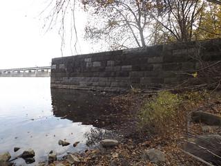 Susquehanna River West Shore Breaker Wall