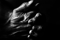 hands II (Kati471) Tags: hands bw sw hände männerhände menhands monocrom