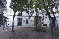 Plaza de Santa Marta (antoniomartínez6) Tags: plaza santamarta sevilla canon 600d