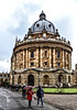 Strolling round the Radcliffe Camera (-MikeBakker-) Tags: oxford oxfordshire oxon england uk unitedkingdom britain greatbritain travel traveling traveler travelling traveller wanderlust explore exploration exploring discover discovering discovery architecture historic british english heritage street streets streetphotography nikon nikond3100 d3100 dslr camera 1855mm lens people square landmark radcliffecamera white clouds cloudy sky view perspective angle composition college university