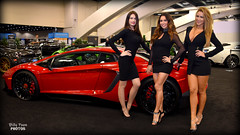 2017 San Francisco Auto Show - Moscone Center (billypoonphotos) Tags: lamborghini bentley rolls royce vanessa valentina jessica car women ladies girls beautiful pretty female model girl lady black dress san francisco auto show moscone center billypoon billypoonphotos nikon news picture photo photographer photography d5500 nikkor 18140 18140mm people models 2017 brand ambassadors