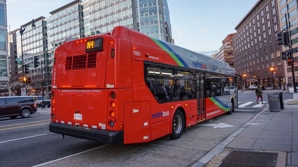The World S Most Recently Posted Photos Of Bus And Wmata