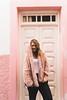 Pink thinking (Leo Hidalgo (@yompyz)) Tags: pink rosa assilah marruecos morocco almaġrib blue village ciudad azul people erasmus fun