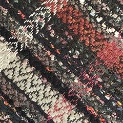 One of a Kind (Melinda Stuart) Tags: unique handwoven handloomed loom floor collection home ♻️ recycled ragrug jccampbell northcarolina nc handmade textile rug craft folk school learn handwork wnc art color pattern weave nanettedavidson