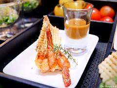 Sustainable Seafood Week 2018 29 Shrimp w Potato in P Sauce (The Hungry Kat) Tags: sustainableseafoodweek sustainable seafood fish sashimi oysters scallops marriottmanila marriottgrandballroom hotels philippines